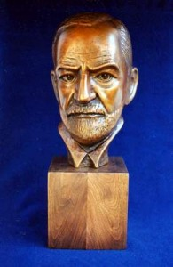 Sigmund Freud part of A Centennial Salute to Freud and Einstein's 1905 Centennial