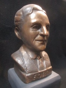 Henry Ford Bust